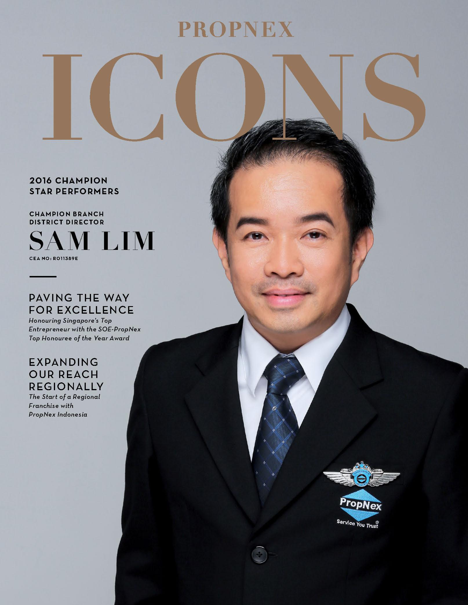 PropNex Singapore Top Property Consultants Success Story